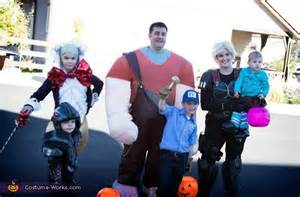 King candy costume wreck it ralph wreck it ralph family