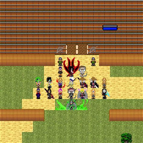 naruto: supreme shadows by lalapuff99 at byond games