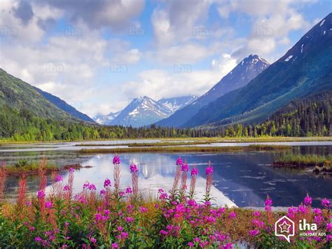 Chalet House alaska rentals for your vacations with iha direct