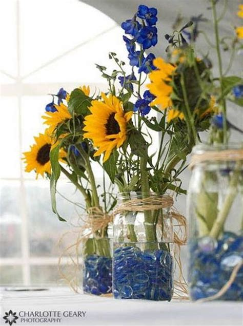 sunflower arrangements ideas 25 creative floral designs with sunflowers sunny summer