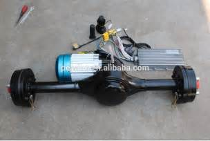 Aftermarket Electric Car Engine High Performance 48v 1000w Brushless Dc Motor For Various