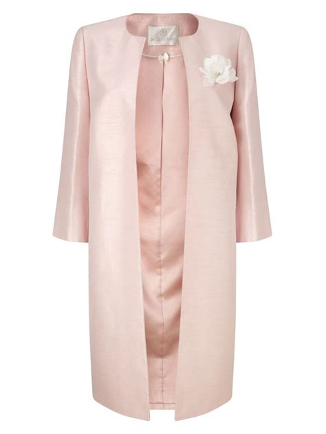 Fc Dress Fashion 1 jacques vert pink occasion coat with corsage new frock coats and wedding dress and