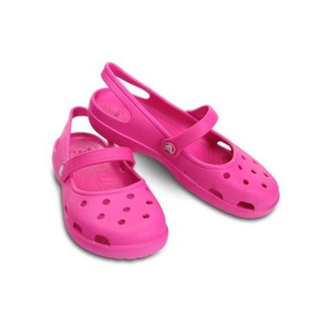 Crocs Sandalen crocs shayna womens damen sandalen ballerina schwarz