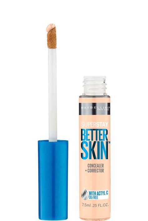 Concealer Maybelline Review maybelline superstay better skin concealer reviews in