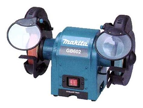 bench grinder makita makita gb602 150mm 6 bench grinder gandhi appliances