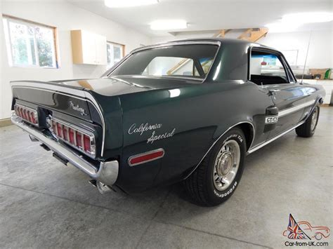 ford mustang california special for sale ford mustang california special