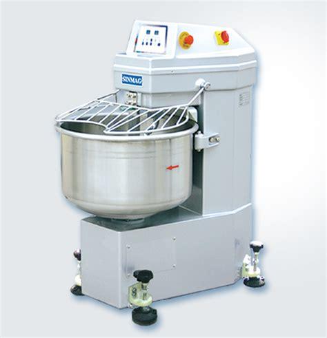 Mixer Sinmag sm 50t spiral mixers sinmag equipment wuxi co ltd spiral mixers bowl lifters dividers divi