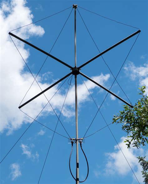 6 meter turnstile antenna high on solder