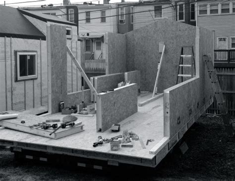 Sip Panel Homes Minim House Built With Sips Panels Diy Pinterest