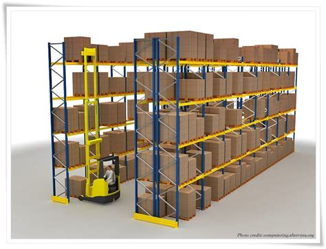 Racking Systems by Pallet Racking Systems Material Storage Systems