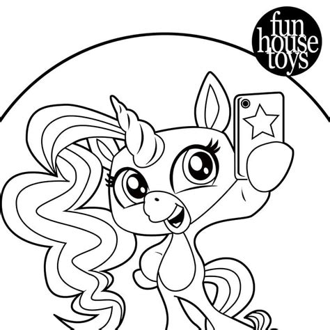 Fingerling Coloring Pages