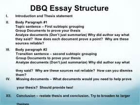 Dbq Essay Format by Middle Ages Dbq