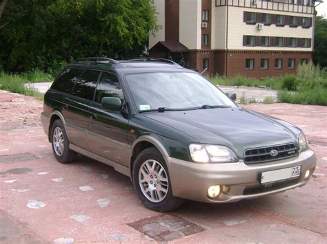 how it works cars 2001 subaru outback electronic toll collection used 2001 subaru outback photos 3000cc gasoline automatic for sale