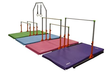 elite incline circuit recreational gymnastics