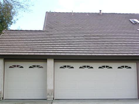 the garage garage doors