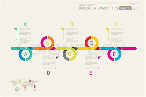 layout time time line design can be used for workflow layout diagram