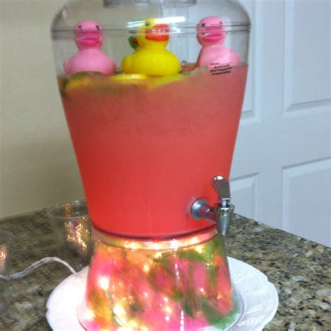 Pink Baby Shower Punch Recipe by Pink Lemonade Punch For Baby Shower Baby Shower