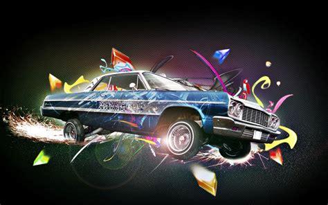 Car Graffiti Wallpaper by Wallpapers De Autos Tuning En Hd Taringa