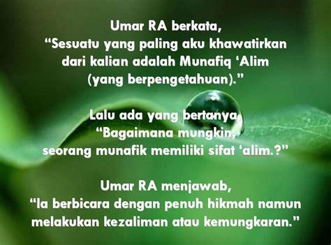 orang yang munafik dalam islam rusman