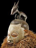 Suku Suku Animal suku helmet masks