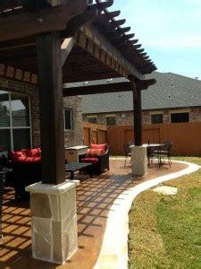 arbors frisco tx decks lifetime outdoor patio cover