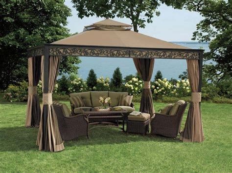 Patio Gazebo 10 X 10 Gazeboss Net Ideas Designs And Patio Gazebo 10 X 10