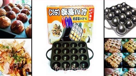 Teflon Takoyaki minji s kitchen takoyaki pan 타코야끼팬