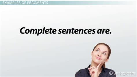 completed definition complete sentence exles definition video lesson transcript study com