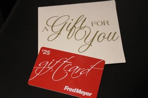 Gift Cards At Fred Meyer - fred meyer shopping trip gift card giveaway 48 hours to enter cl