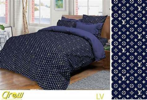 Sprei Katun Grow Uk 160x200x25 12 detail product sprei dan bedcover lv dongker toko bunda