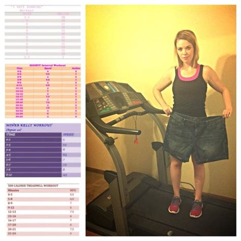 weight loss using treadmill curvy is the new quot quot 9 treadmill workouts for