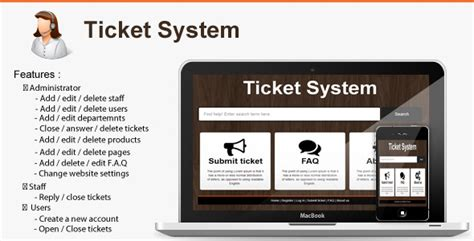best ticketing system 10 best premium support ticket php script