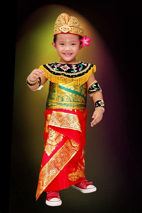 Baju Adat Baju Karnaval Anak Baju Bali jual kebaya kartini jogja