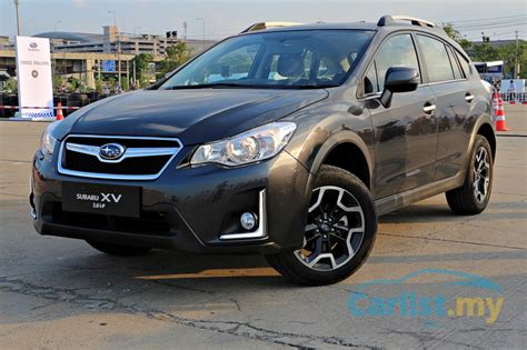 subaru malaysia 2016 2016 subaru quick impressions review in bangkok less