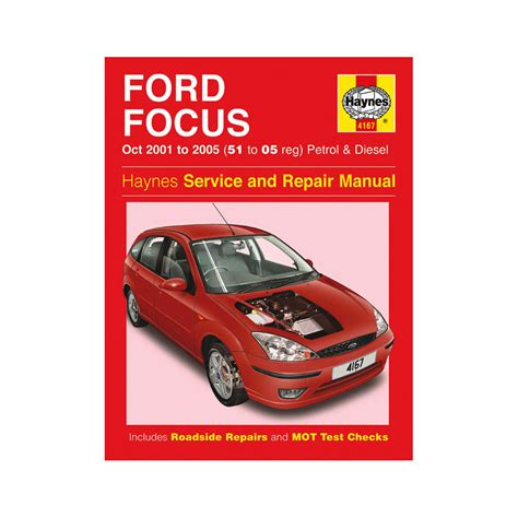 how to download repair manuals 2003 ford focus head up display ford focus 1 4 1 6 1 8 2 0 petrol 1 8 tddi ci 2001 05 51 05 reg haynes manual ebay