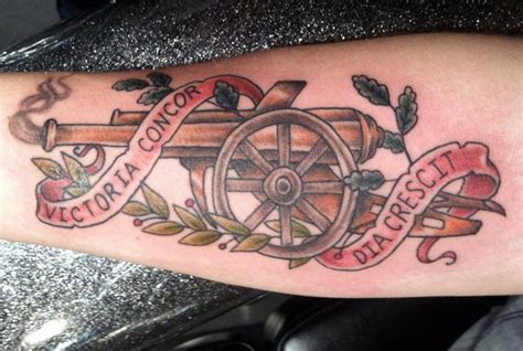 cannon tattoo portland new