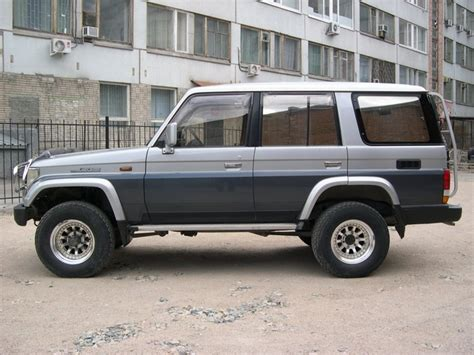 1993 Toyota Land Cruiser For Sale 1993 Toyota Land Cruiser Prado Pictures For Sale