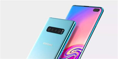 Samsung Galaxy S10 Screen by Samsung Galaxy S10 Screen Sizes Revealed Soyacincau