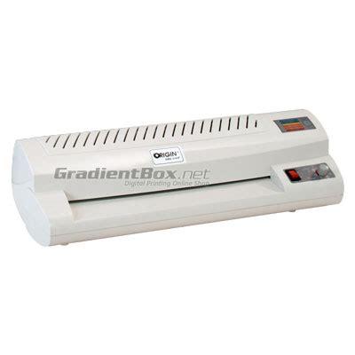 Mesin Laminating Sticker mesin laminating origin ors 330p gradientbox net