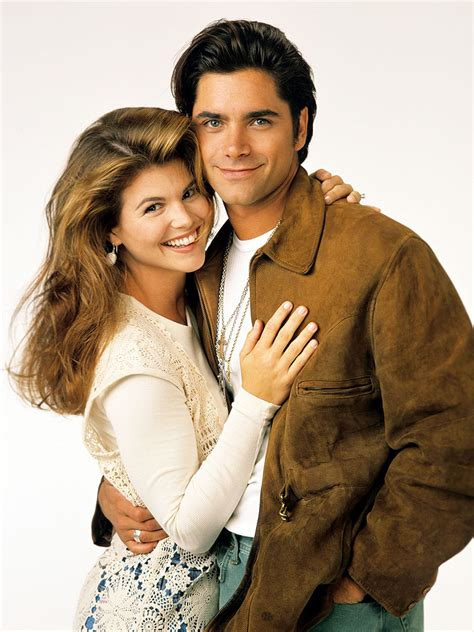 lori loughlin full house full house spin off john stamos on lori loughlin chemistry people com