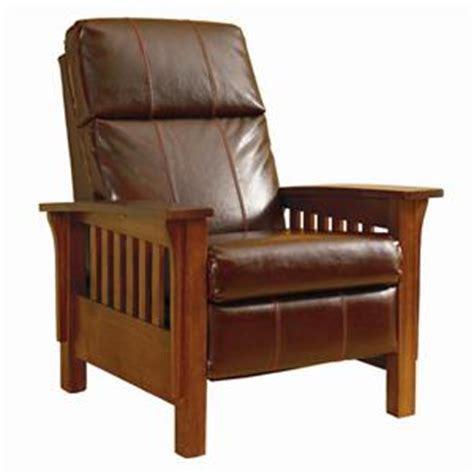 lazy boy mission style recliner lane hi leg recliners 2579 traditional heathgate hileg