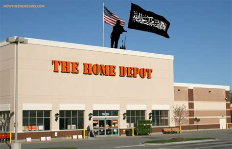home depot embraces sharia with forced muslim