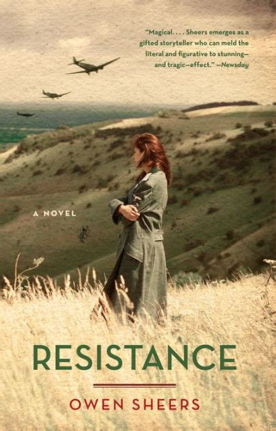 The Of Resistance Hardcover resistance a novel by owen sheers hardcover barnes
