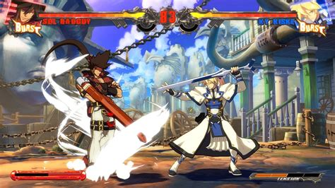guilty gear guilty gear xrd sign review sincerely outrageous