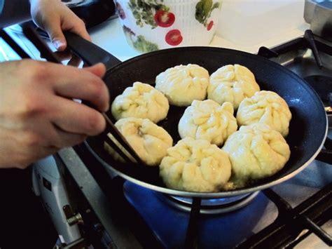 cuisiner le c駘eri nikuman chinois petits pains vapeur farcis completementflou