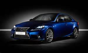 Lexus Is300 2014 Car And Driver