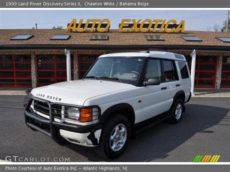 land rover 1999 interior chawton white 1999 land rover discovery series ii