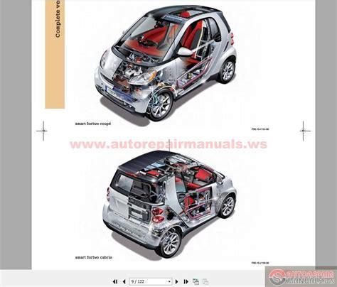 fortwo benz smart car series  auto repair manual forum heavy equipment forums