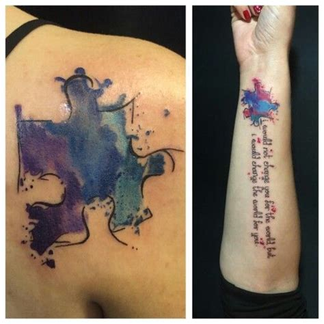tattoo boogaloo katie instagram autism tattoos autism and the amazing on pinterest