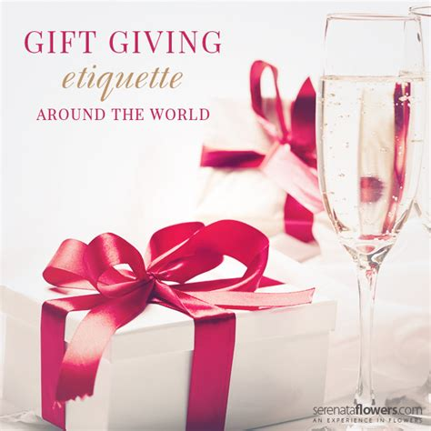 Giving Wedding Gift by Gift Giving Etiquette Around The World Pollennation
